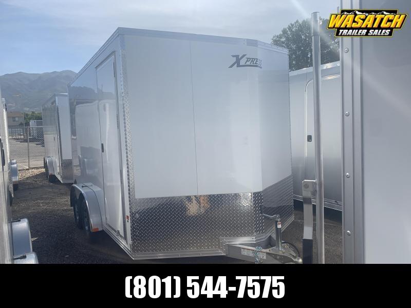2019 High Country 7.5x12 Xpress Enclosed Cargo Trailer