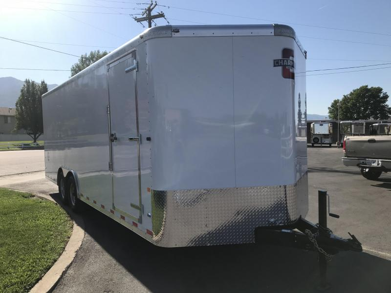 2018 Charmac Trailers Commercial Duty Enclosed Cargo Trailer