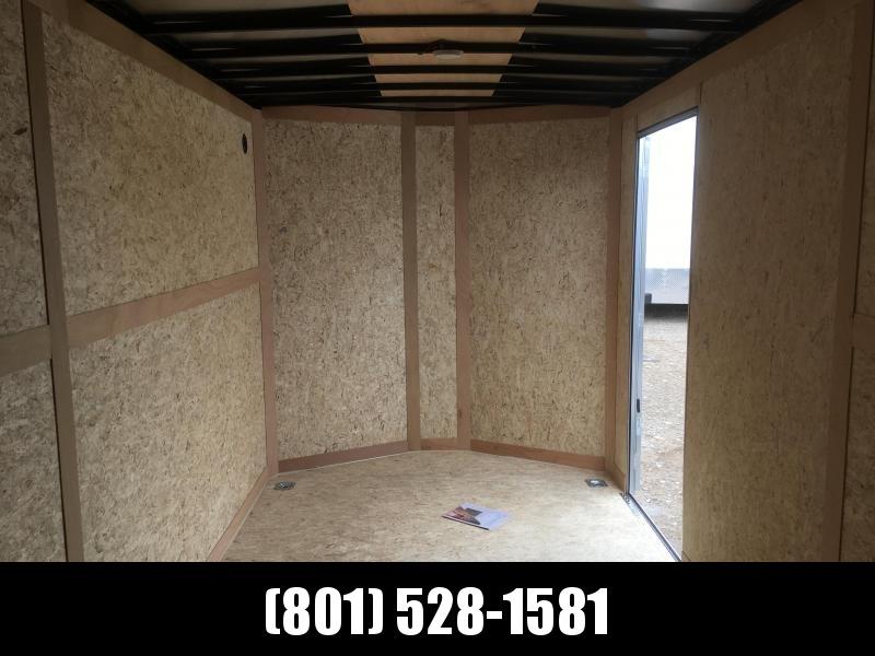Haulmark 7x16 White Transport Cargo