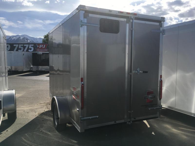 2019 6x10 Charmac Stealth Cargo Trailer
