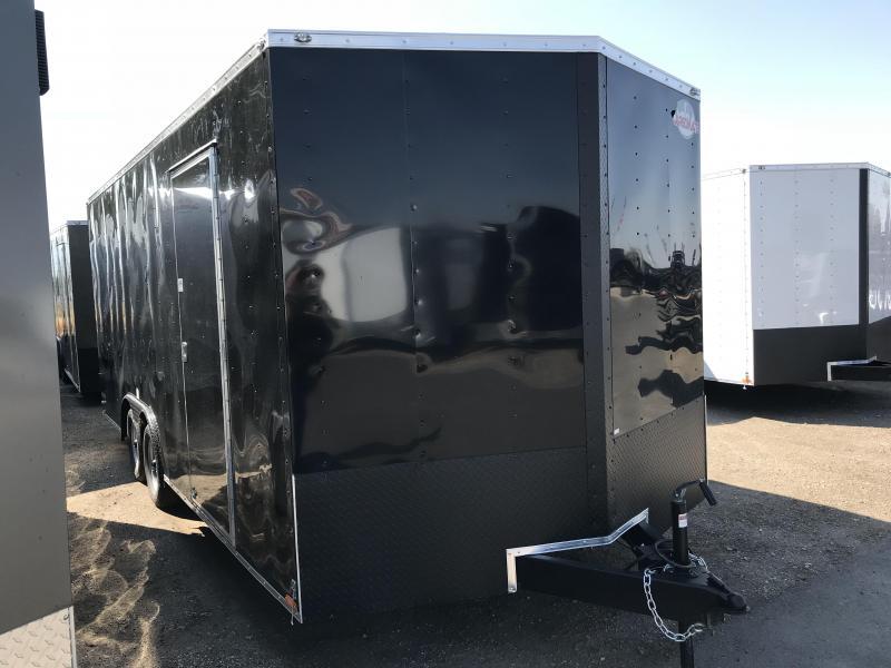 2019 Cargo Mate 8x20 E-Series Car / Racing Trailer