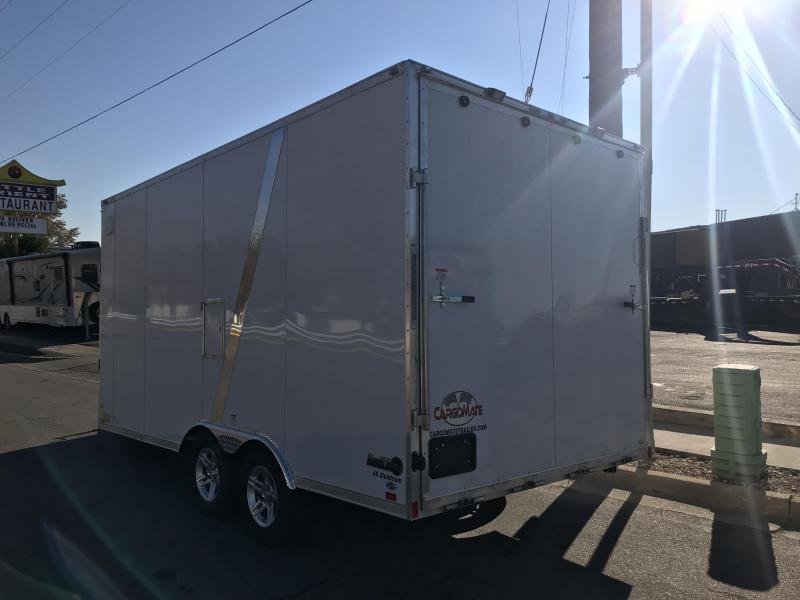 2018 Cargo Mate 21ft Redline Enclosed Cargo Trailer