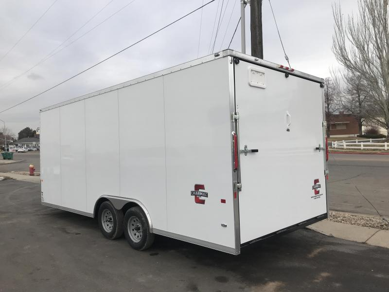 2019 Charmac Trailers 100x20 Stealth Enclosed Cargo Trailer