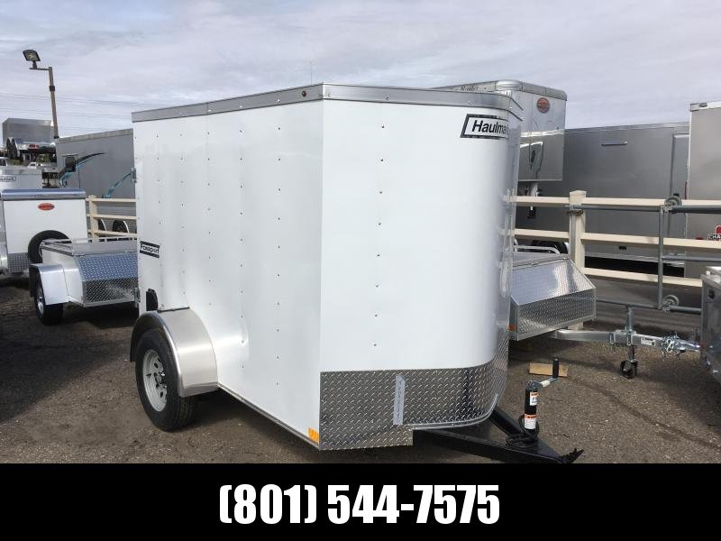 2019 Haulmark 5x8 Passport Enclosed Cargo Trailer