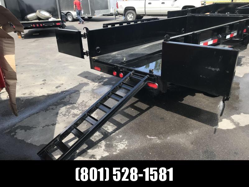 PJ Trailers 5x10 Utility Dump (D5) Dump