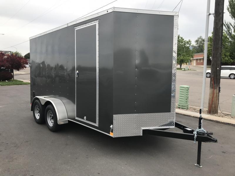 2018 Haulmark 7 x 14 VG3000 Enclosed Cargo Trailer