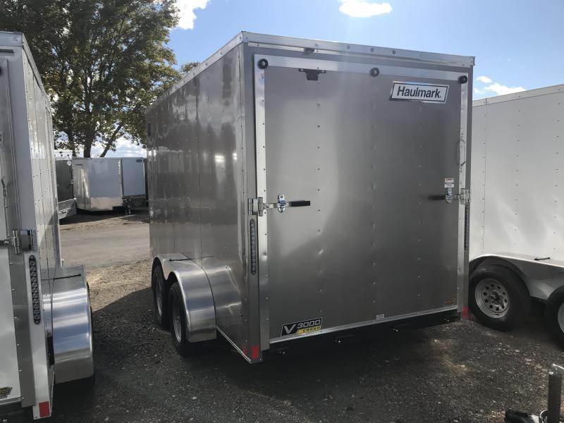 2018 Haulmark 7X14 VG7000 Series Enclosed Cargo Trailer