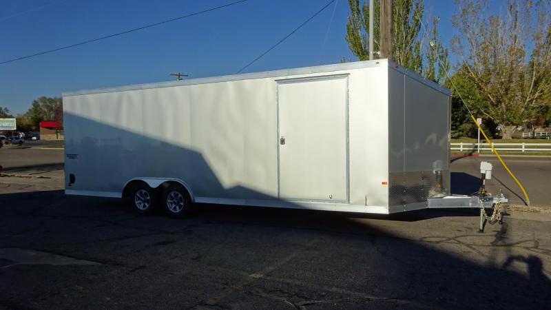 Enclosed Cargo Trailers Wasatch Trailer Sales Layton
