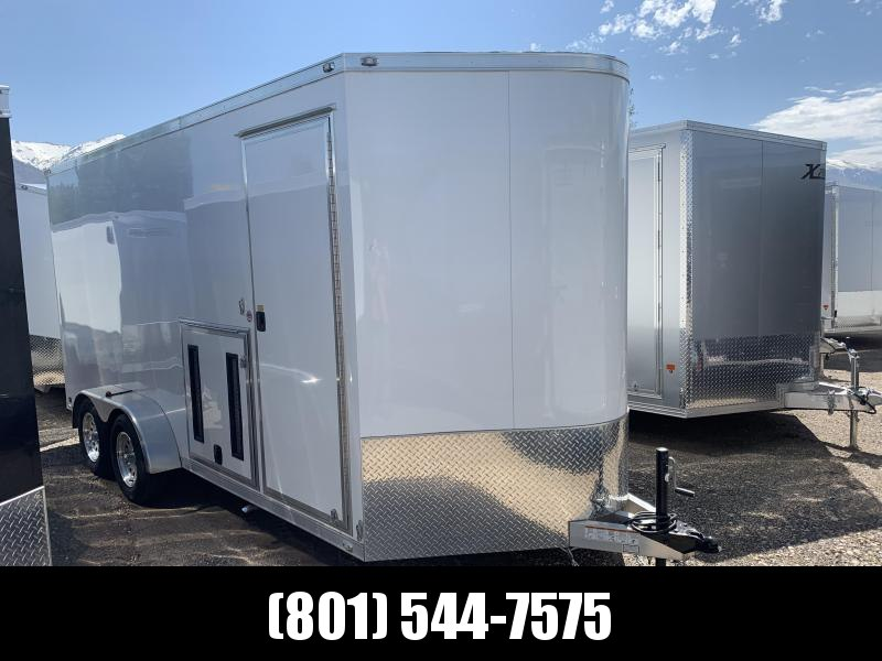 2016 ATC Custom Shop Enclosed Cargo Trailer in Ashburn, VA