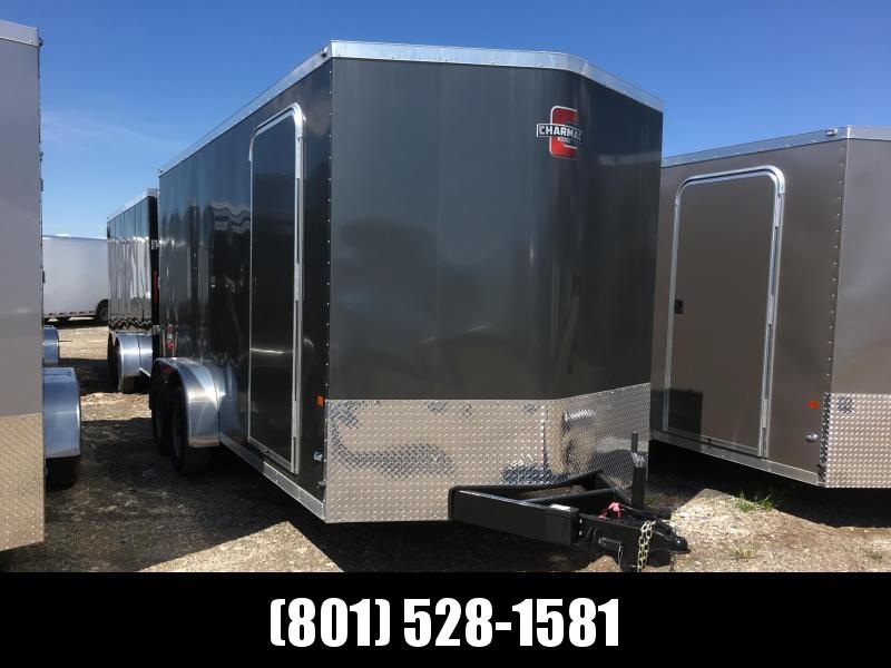 Charmac 7x16 Stealth Enclosed Cargo Trailer in Ashburn, VA