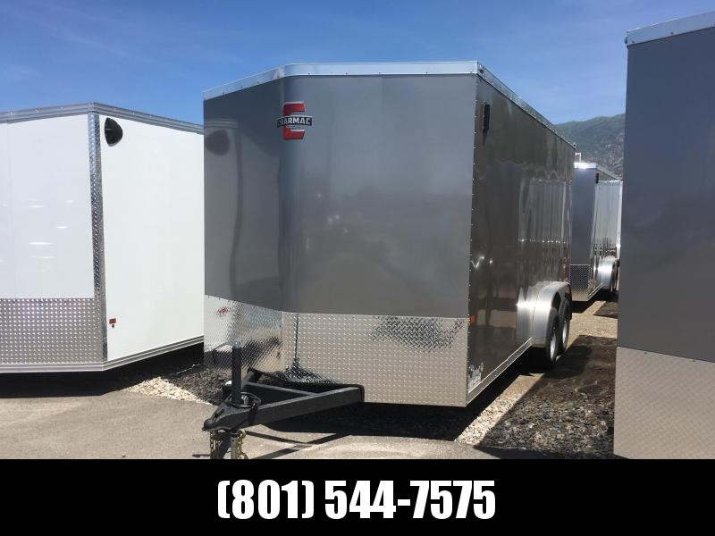 2019 Charmac Trailers 7.5x16 Stealth Enclosed Cargo Trailer