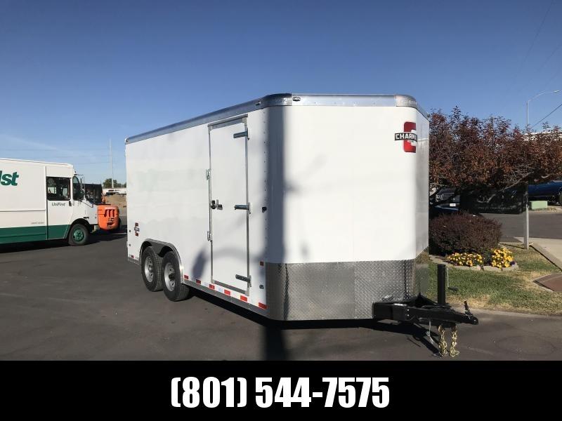 2019 Charmac Trailers 100x16 Commercial Duty Enclosed Cargo Trailer in Ashburn, VA