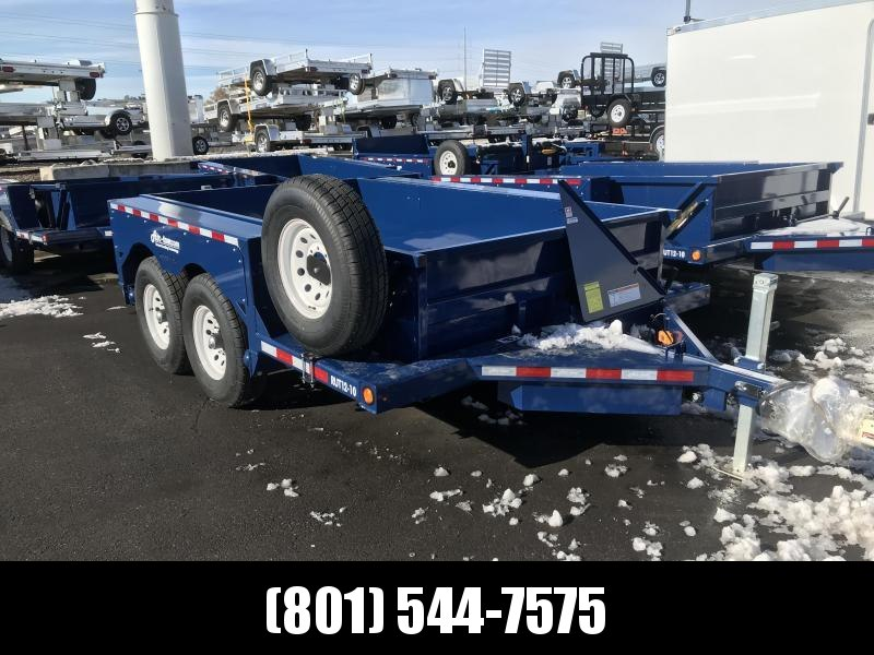 2019 Air Tow RUT12-10 Flatbed Trailer in UT