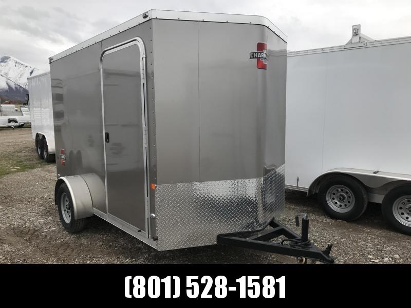 2019 Charmac Trailers 6x10 Stealth Enclosed Cargo Trailer in Ashburn, VA