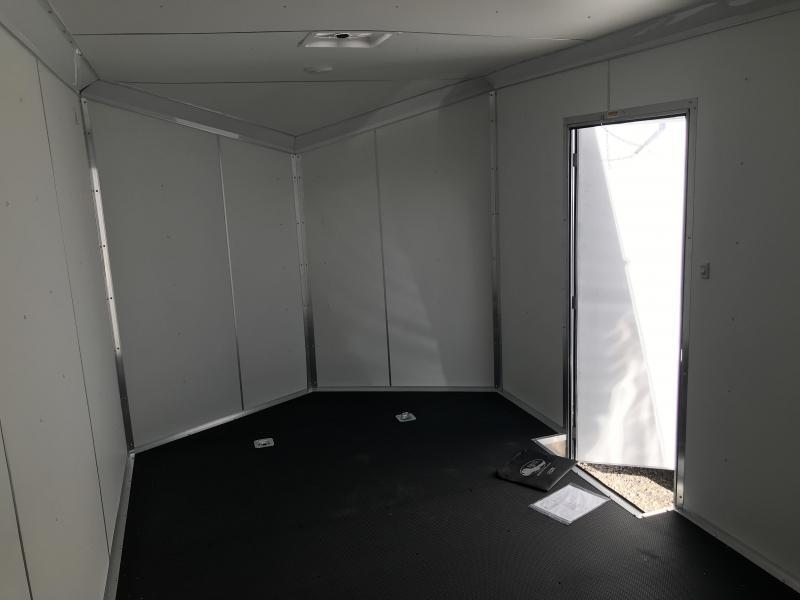 2019 Cargo Mate 8x26 Redline Aluminum Car / Racing Trailer