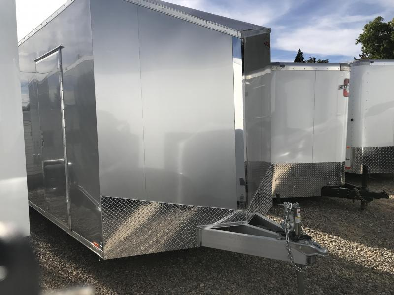 2019 Cargo Mate 8x26 Redline Aluminum Car / Racing Trailer