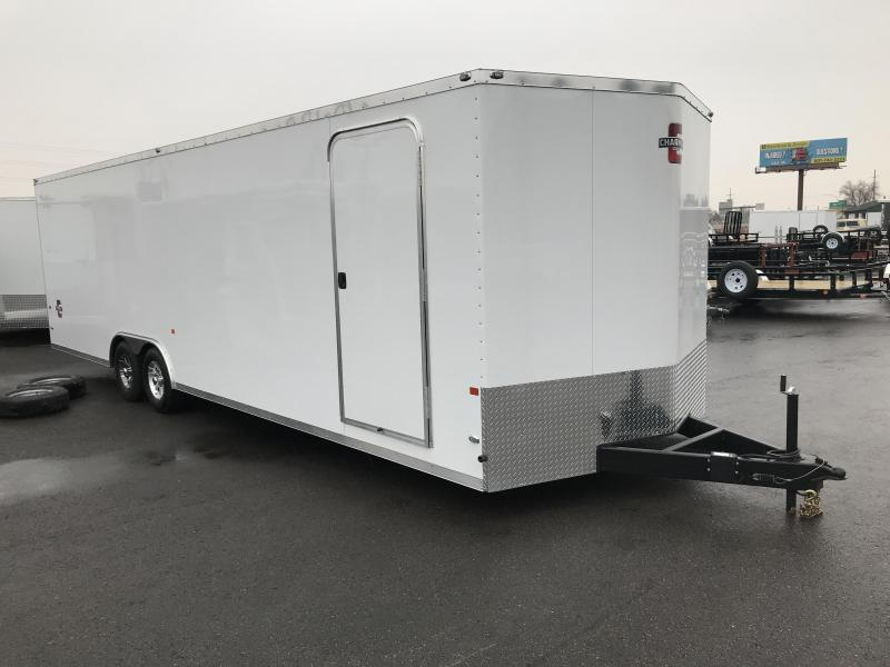 2018 Charmac Trailers 100x28 Stealth Car Hauler