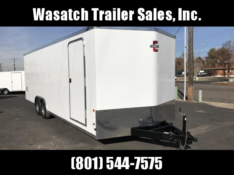 2019 Charmac Trailers 24ft - Stealth Enclosed Cargo Trailer