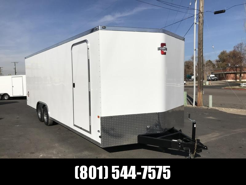 2019 Charmac Trailers 24ft - Stealth Enclosed Cargo Trailer in Ashburn, VA