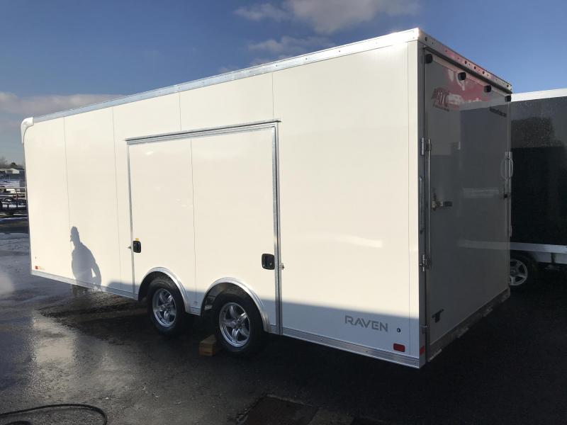 2019 ATC 20' Raven Enclosed Cargo Trailer