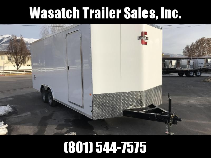 2019 Charmac Trailers 20ft - Stealth Enclosed Cargo Trailer