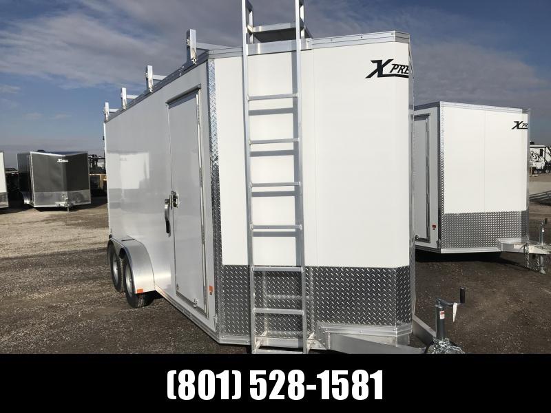 2019 High Country 7x16 Xpress Enclosed Cargo Trailer in Ashburn, VA