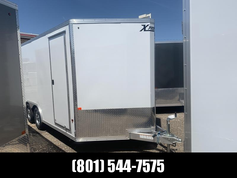 2019 High Country 8x16 Xpres Enclosed Cargo Trailer in Ashburn, VA