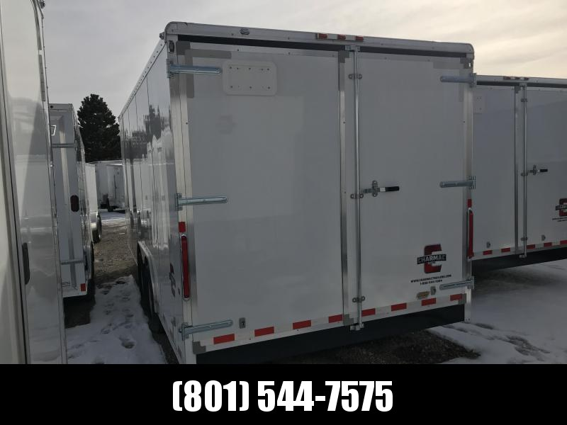 Charmac Trailers 100x20 Commercial Duty Enclosed Cargo Trailer