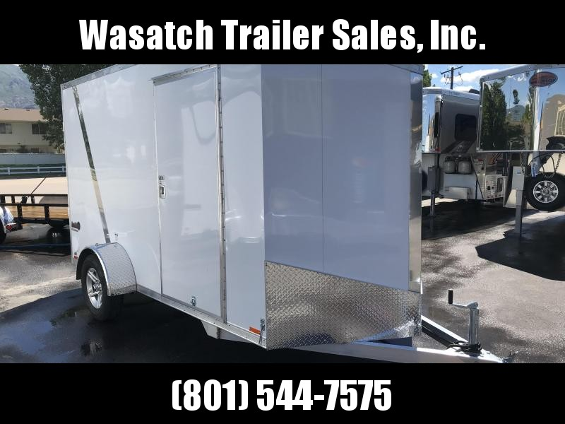 2019 Cargo Mate 12 Redline Enclosed Cargo Trailer
