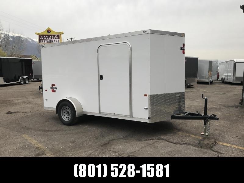 2019 Charmac Trailers 6x12 Stealth Enclosed Cargo Trailer in Ashburn, VA