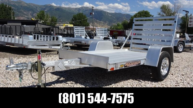 2018 Aluma 548 Utility Trailer in UT