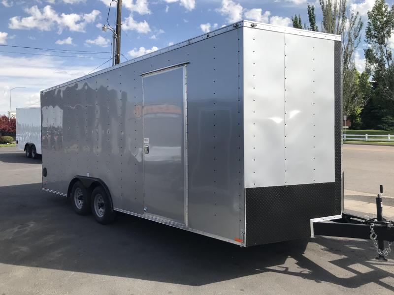 2019 Cargo Mate 8 x 20 E-Series Enclosed Cargo Trailer