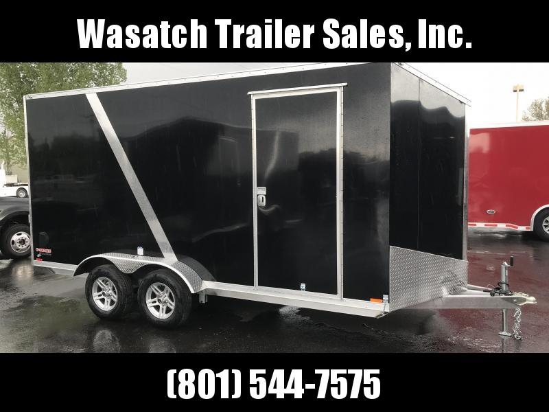 2019 Cargo Mate 7 x 16 Enclosed Cargo Trailer