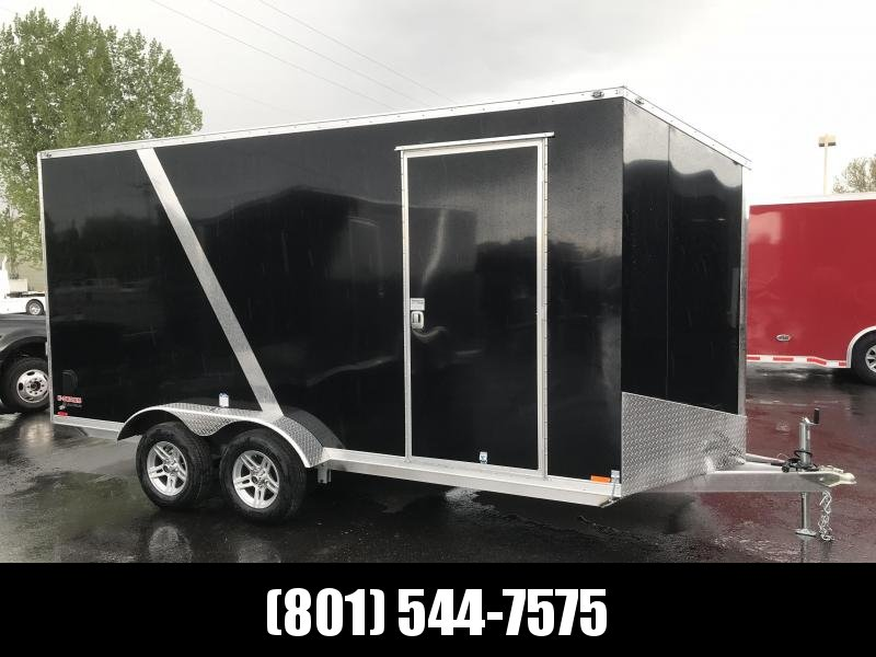 2019 Cargo Mate 7 x 16 Enclosed Cargo Trailer