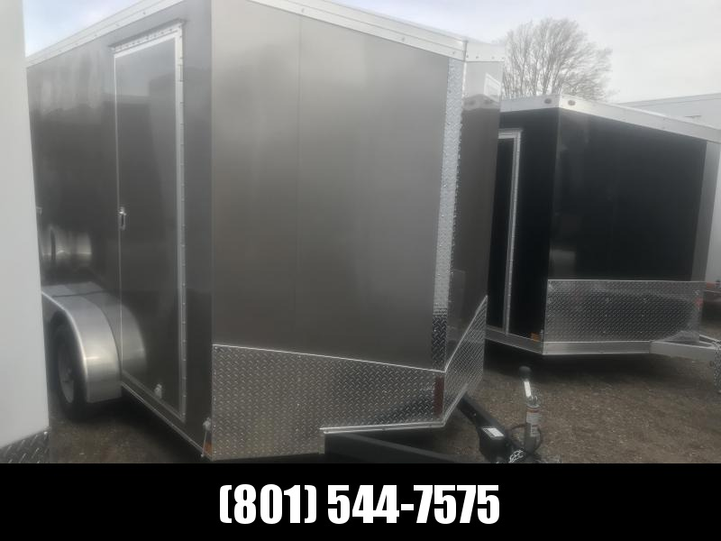 2019 Haulmark 7x12 Transport Enclosed Cargo Trailer