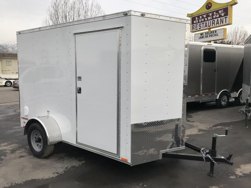 2018 Cargo Mate 6X10 E-Series Enclosed Cargo Trailer