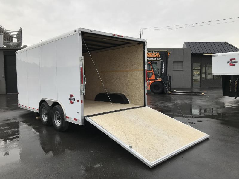 Charmac 100x16 Commercial Duty Cargo with Ramp