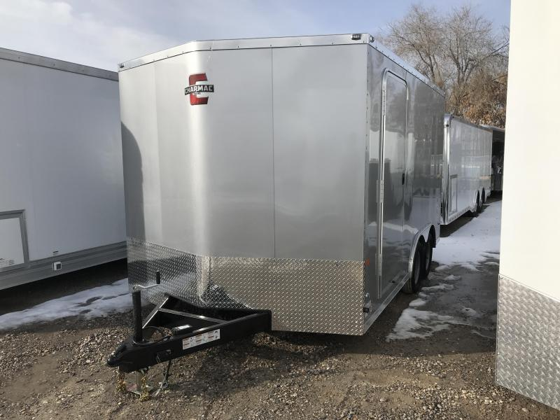 2019 Charmac Trailers 100x14 Stealth Enclosed Cargo Trailer