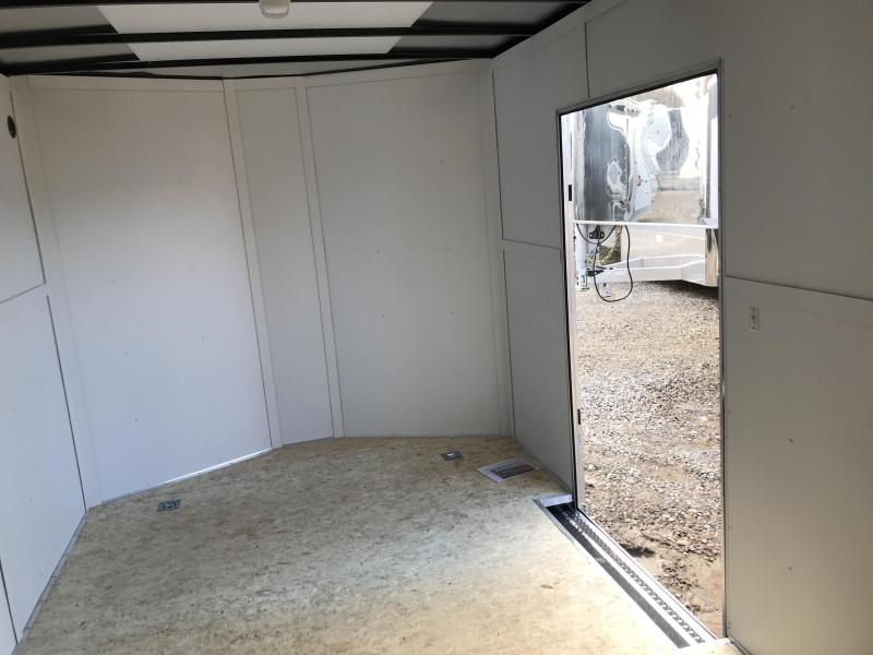 2019 Haulmark Charcoal 8.5x20 Passport Enclosed Cargo Trailer