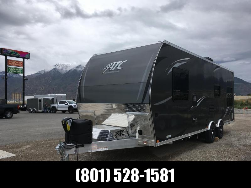 2019 ATC 8.5x25 RV Toy Hauler in Ash Fork, AZ