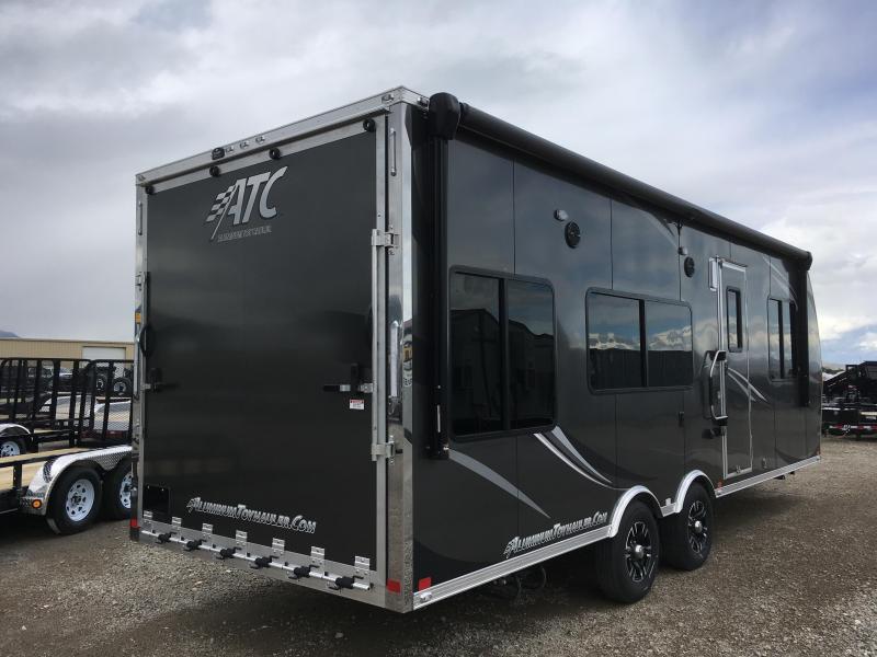 2019 ATC 8.5x25 RV Toy Hauler