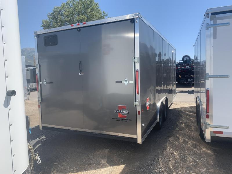 2020 Charmac Trailers 20ft Stealth Car / Racing Trailer