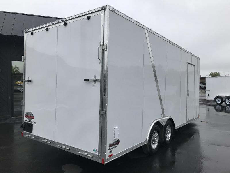 2019 Cargo Mate 20 RedLine Car Hauler