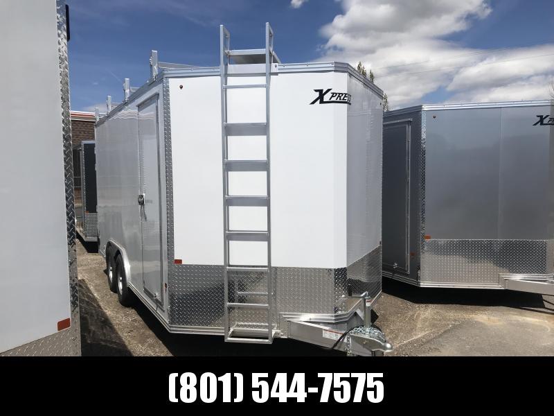 2019 High Country 8x16 Xpress Enclosed Cargo Trailer in Ashburn, VA