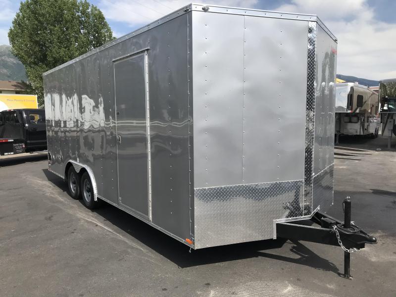 2019 Cargo Mate 8x20 E-Series Enclosed Cargo Trailer