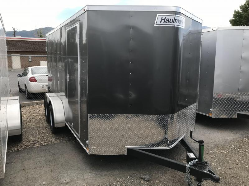 2018 Haulmark 7 x 14 Enclosed Cargo Trailer