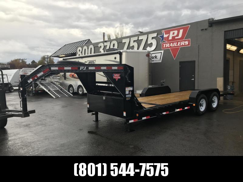 2019 PJ Trailers 20ft - HD Equipment Tilt 6 in. Channel (TJ) Equipment Trailer