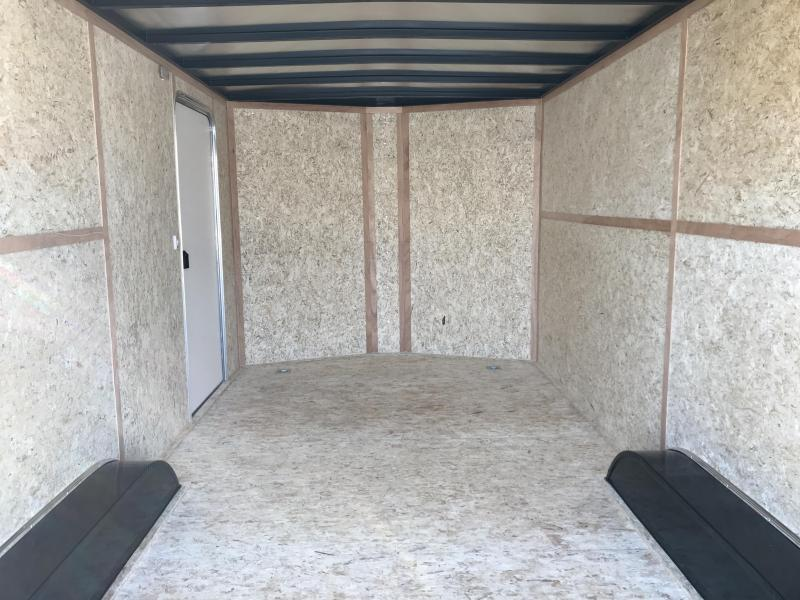 2019 Charmac Trailers 100x16 Standard Duty Enclosed Cargo Trailer