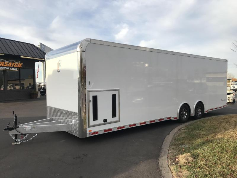 2018 inTech Trailers 28 iCon Racing Trailer