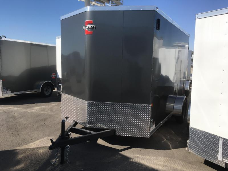 2020 Charmac Trailers 7x12 Stealth Cargo Trailer